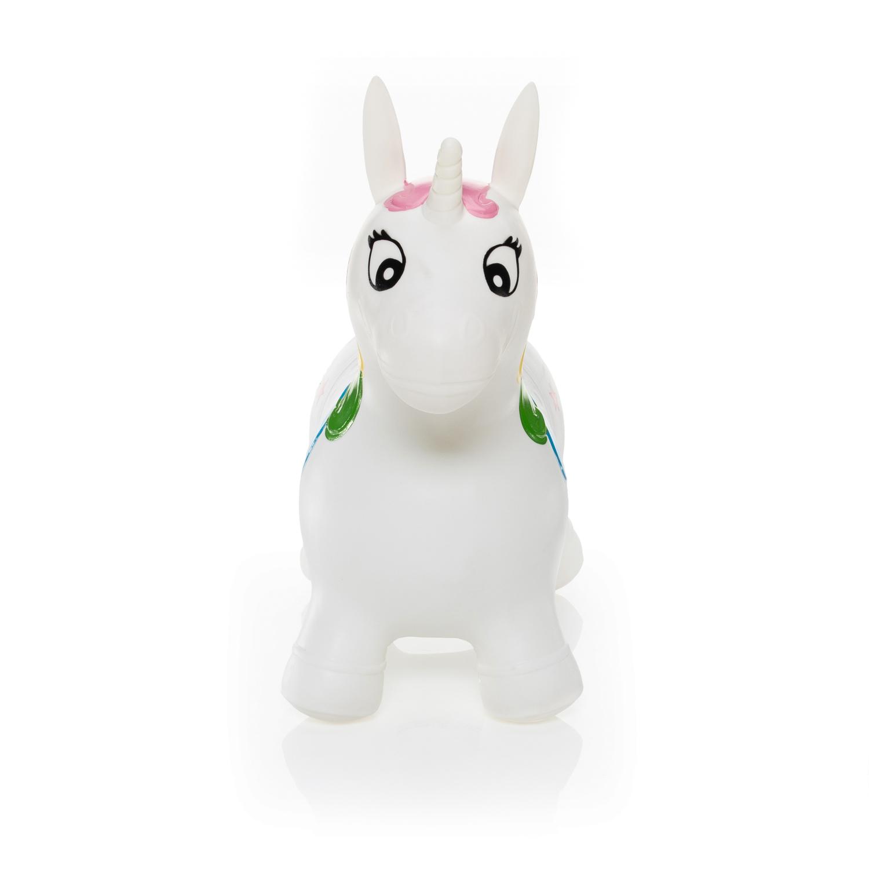 Hopsadlo Skippy, Unicorn/White