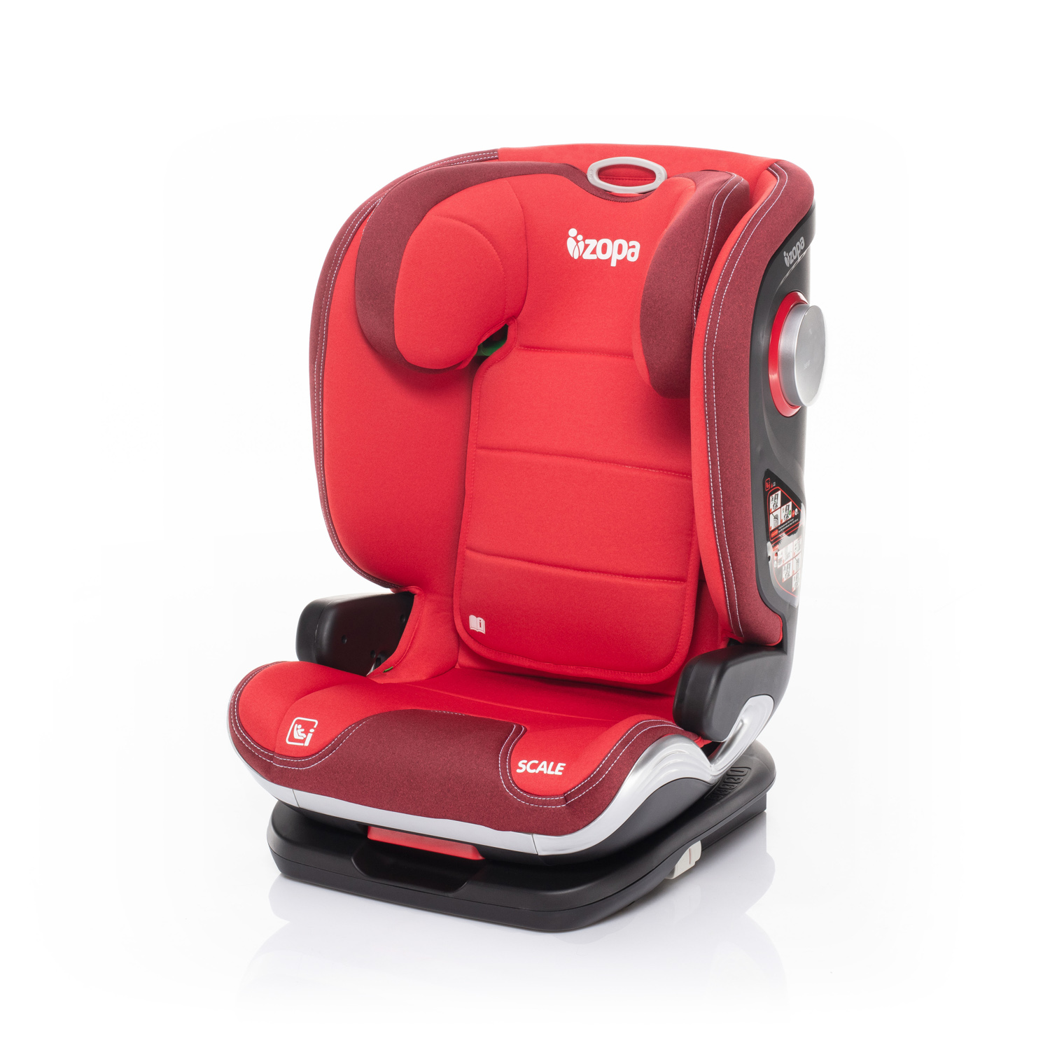 ZOPA Scale I-Size 2021 Red