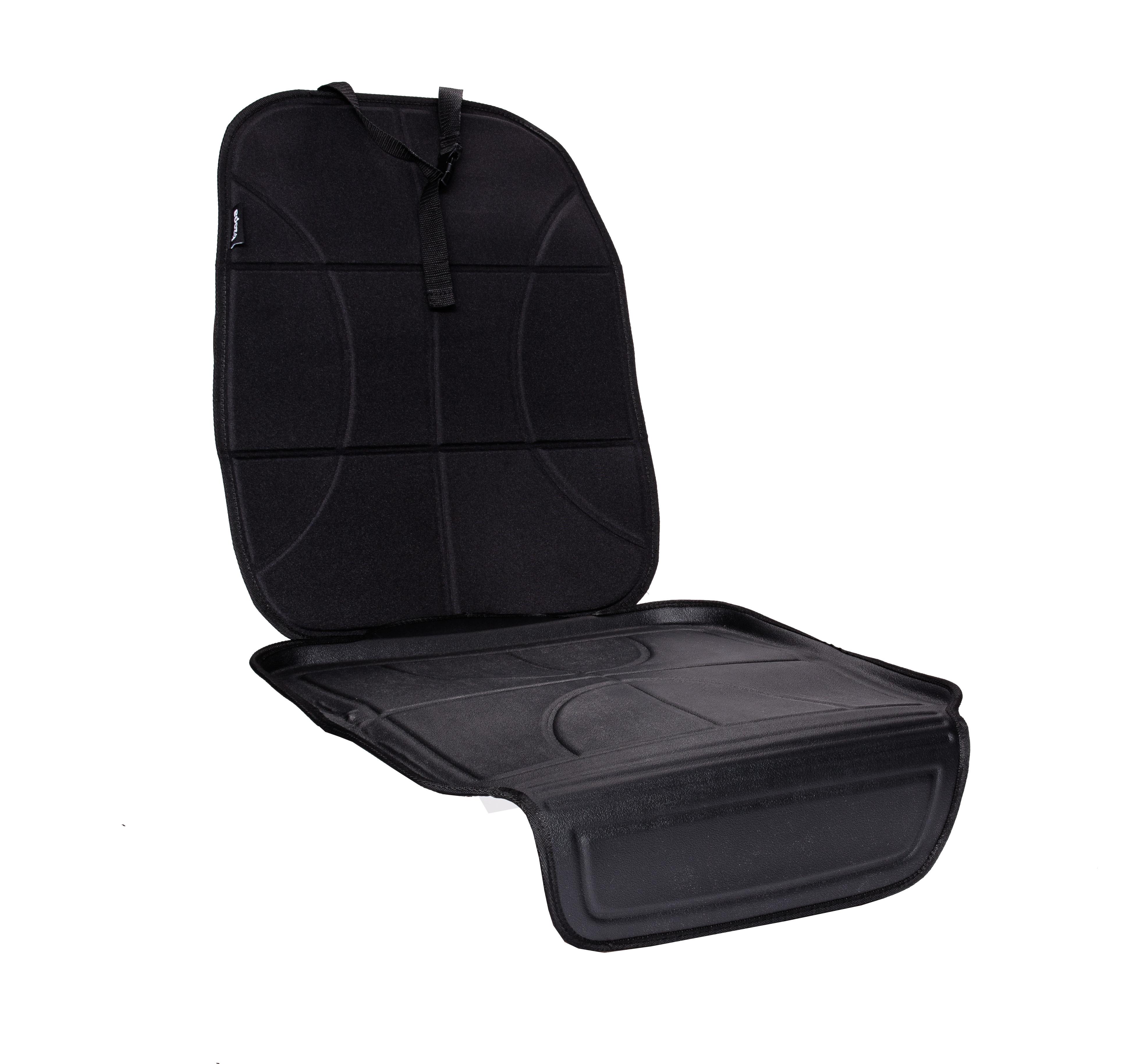 Polstrovaná ochrana sedadla pod autosedačku
