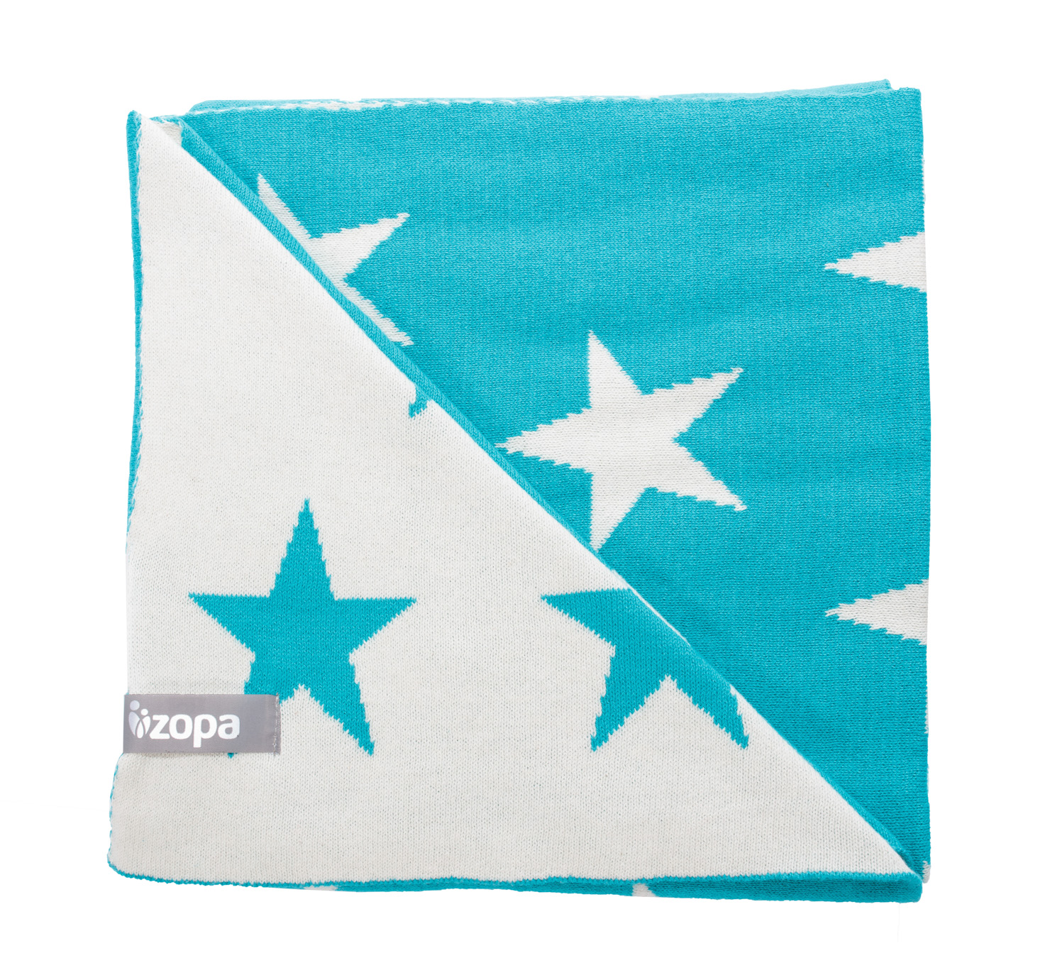Zopa Dětská deka Stars - Mint
