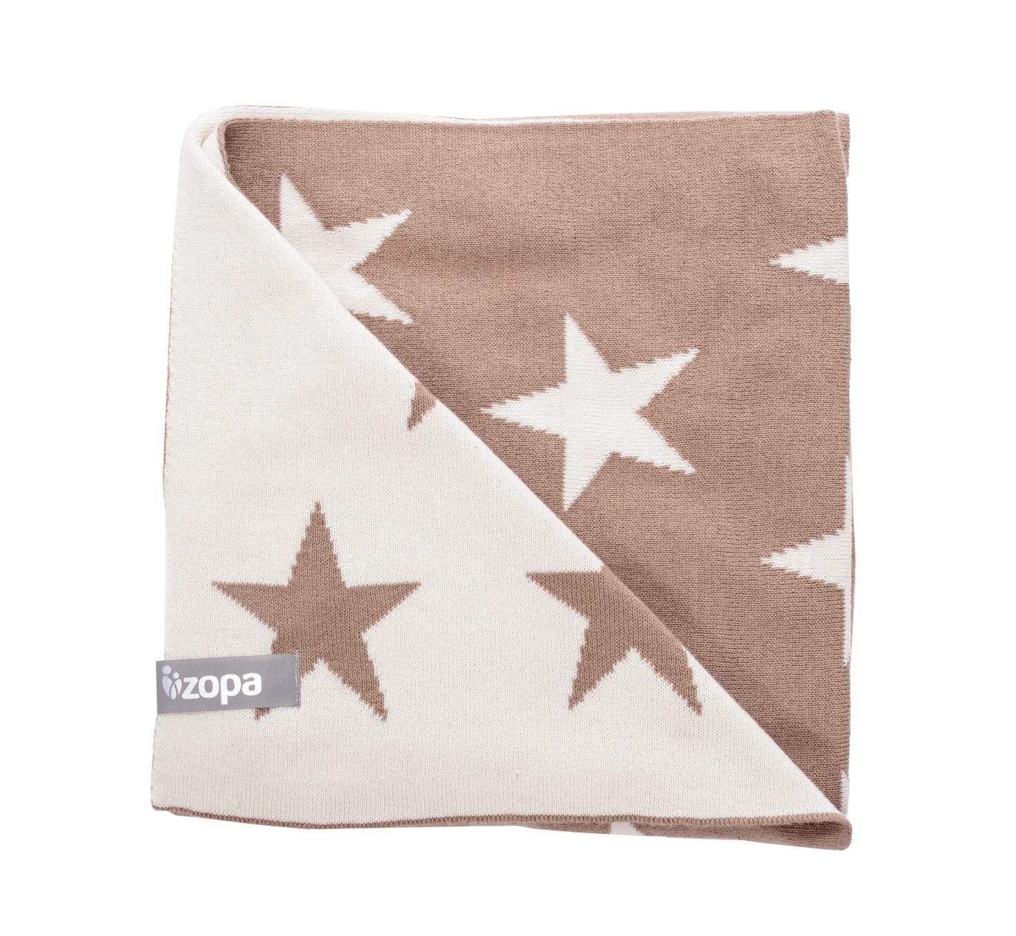 Zopa Dětská deka Stars - Savana