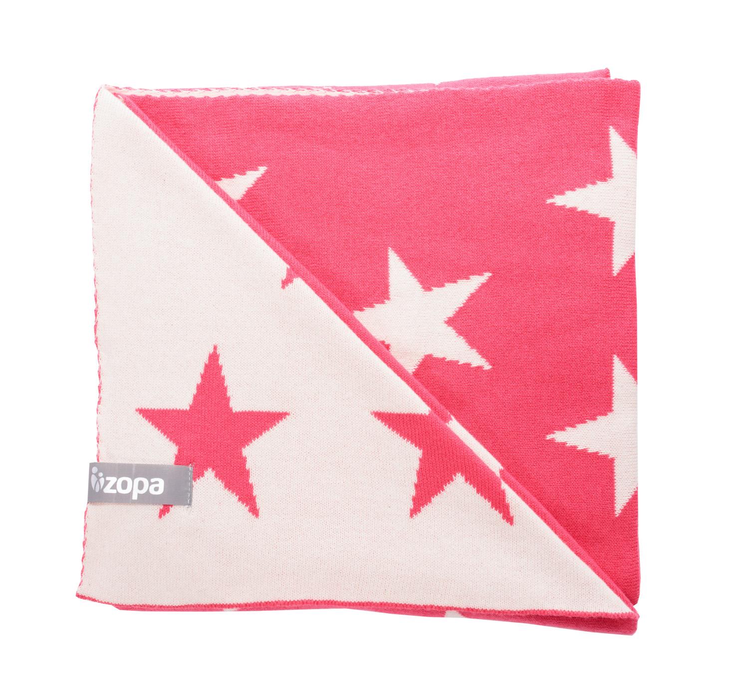 Zopa Dětská deka Stars - Redwine