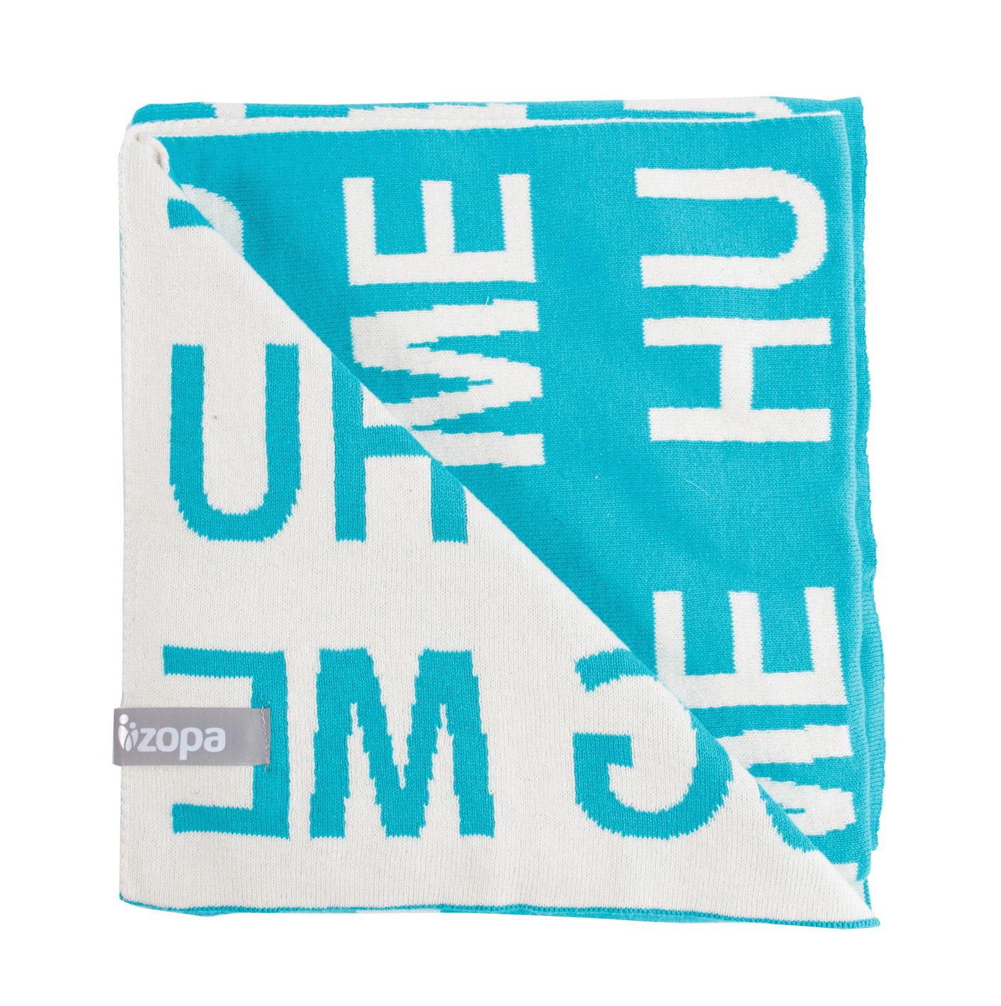 Zopa Dětská deka Hug Me - Mint