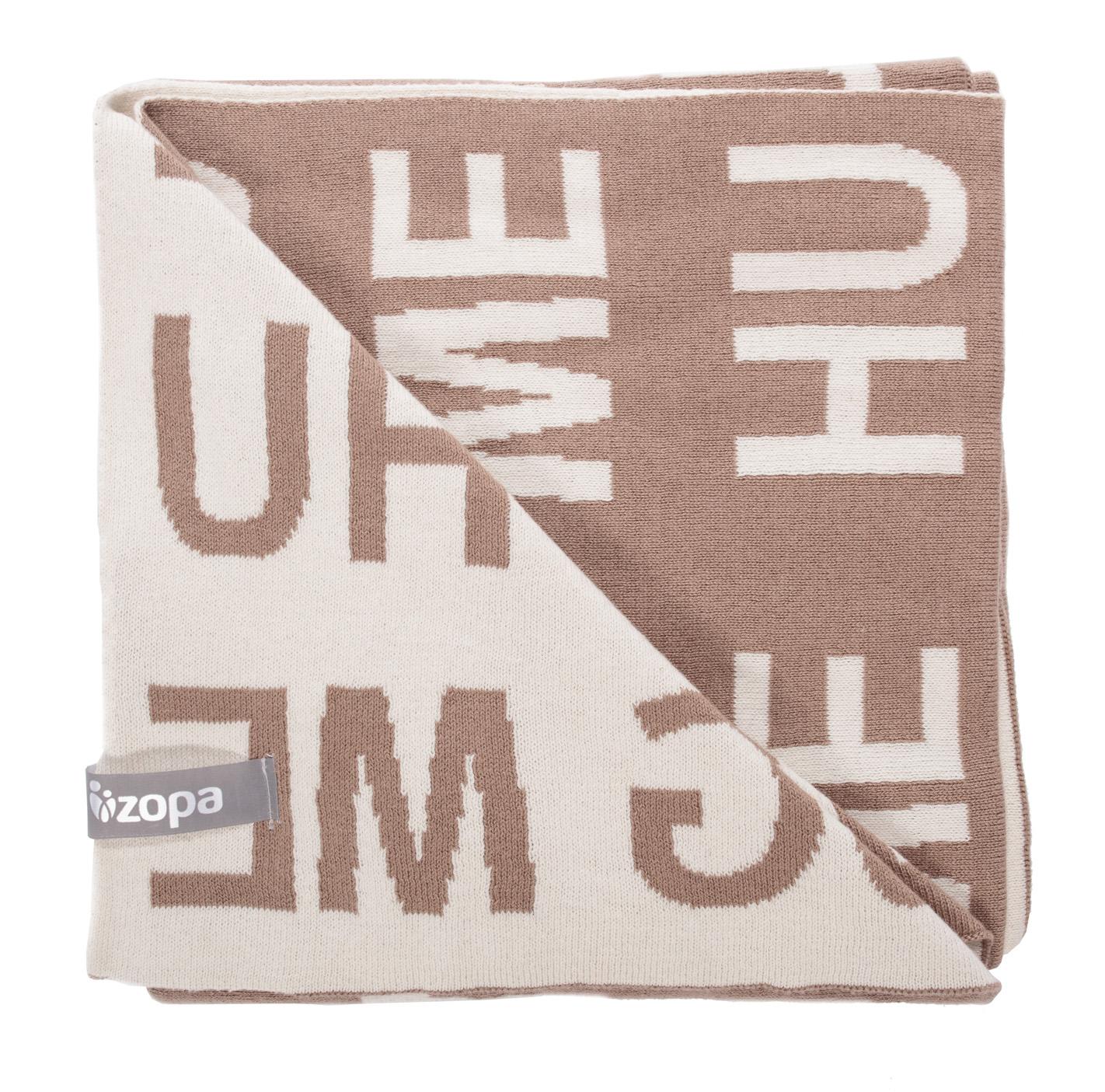 Zopa Dětská deka Hug Me - Savana
