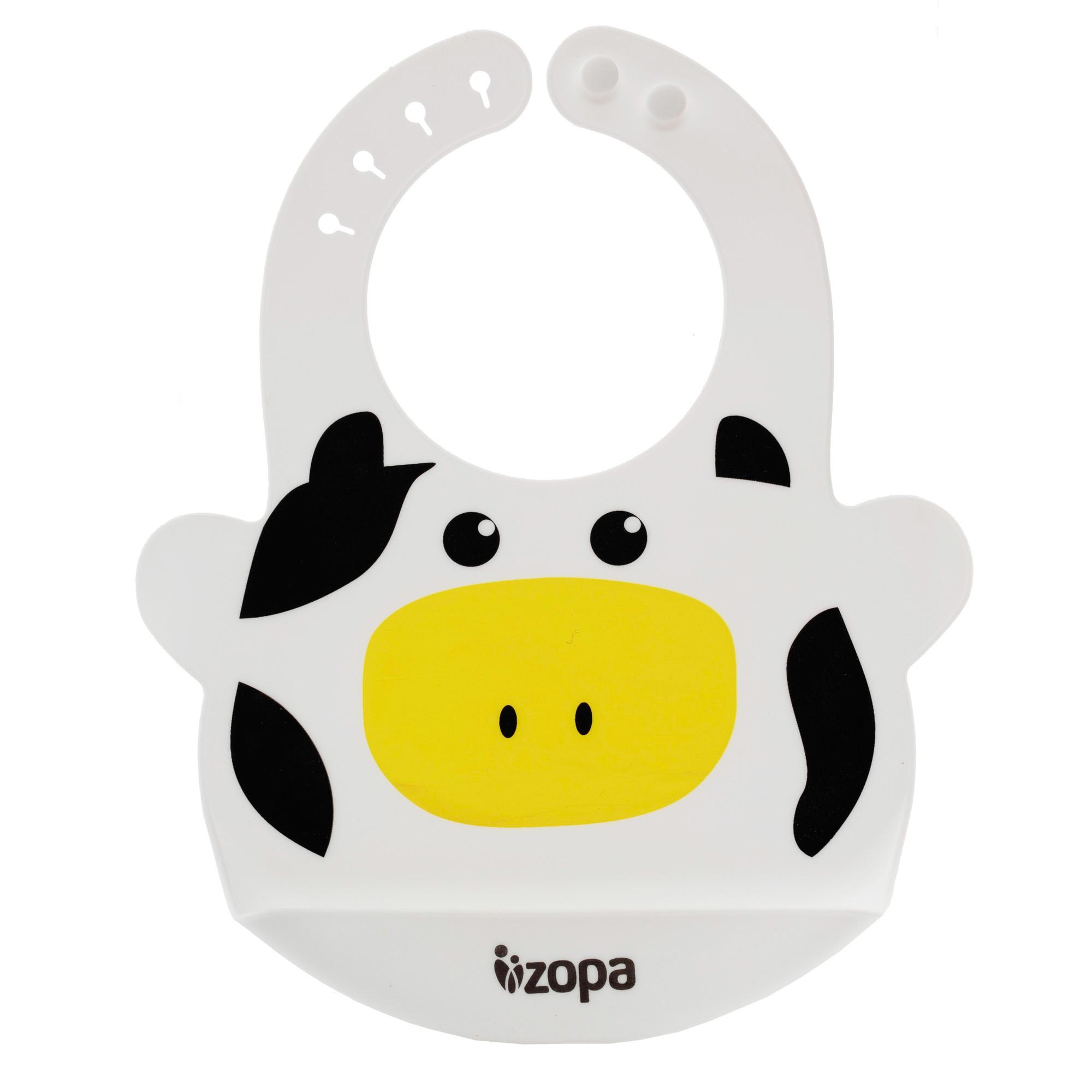 Silikonový bryndák, Cow