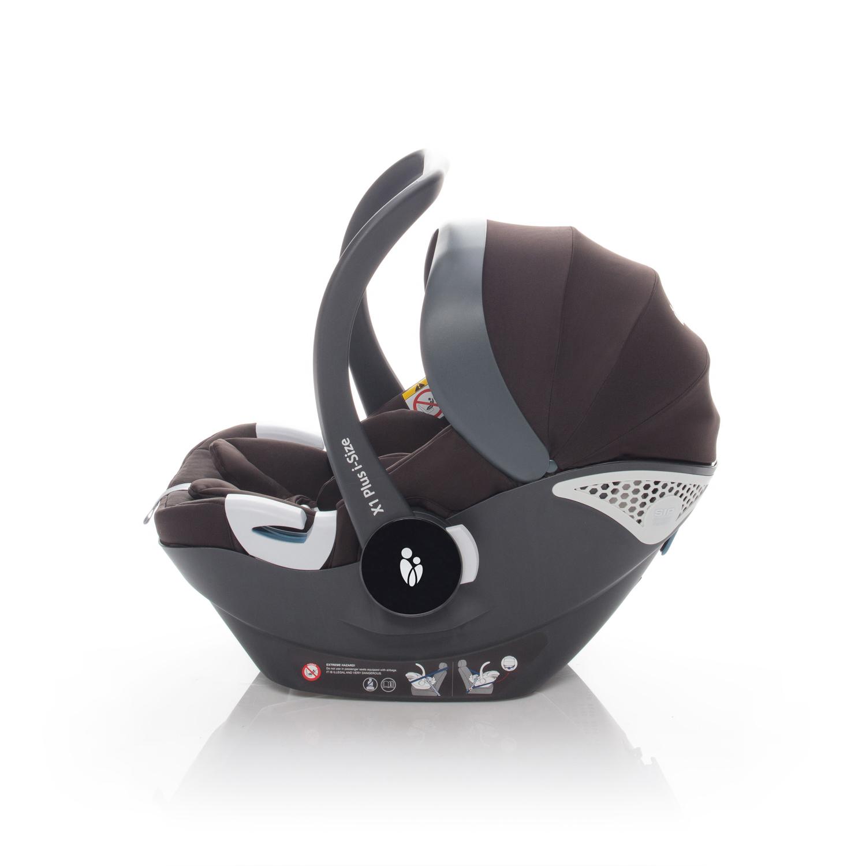 ZOPA  Autosedačka X1 Plus i-Size, Raven Black