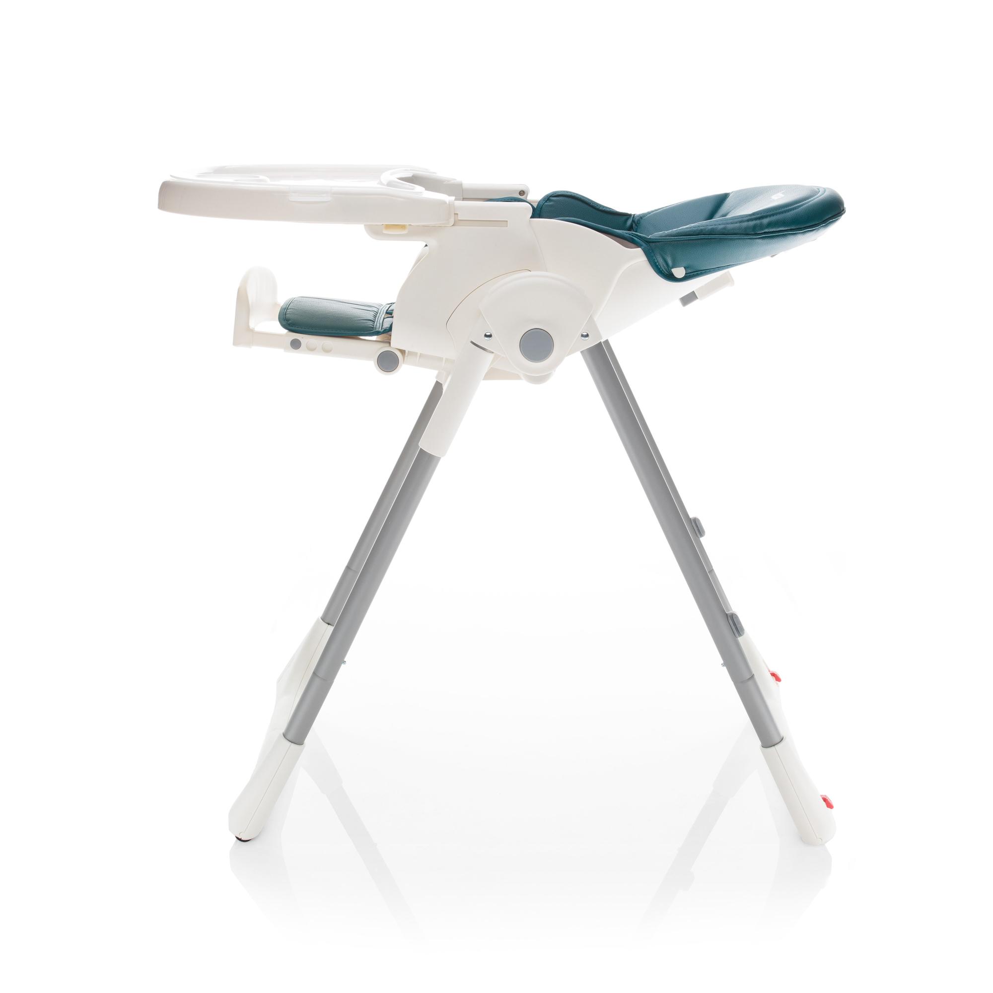 Dětská jídelní židlička Zopa Ivolia - Aqua Blue