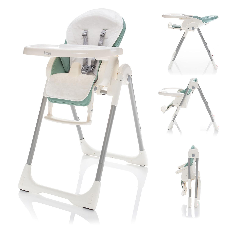 Detská stolička Ivolia, Silver Green