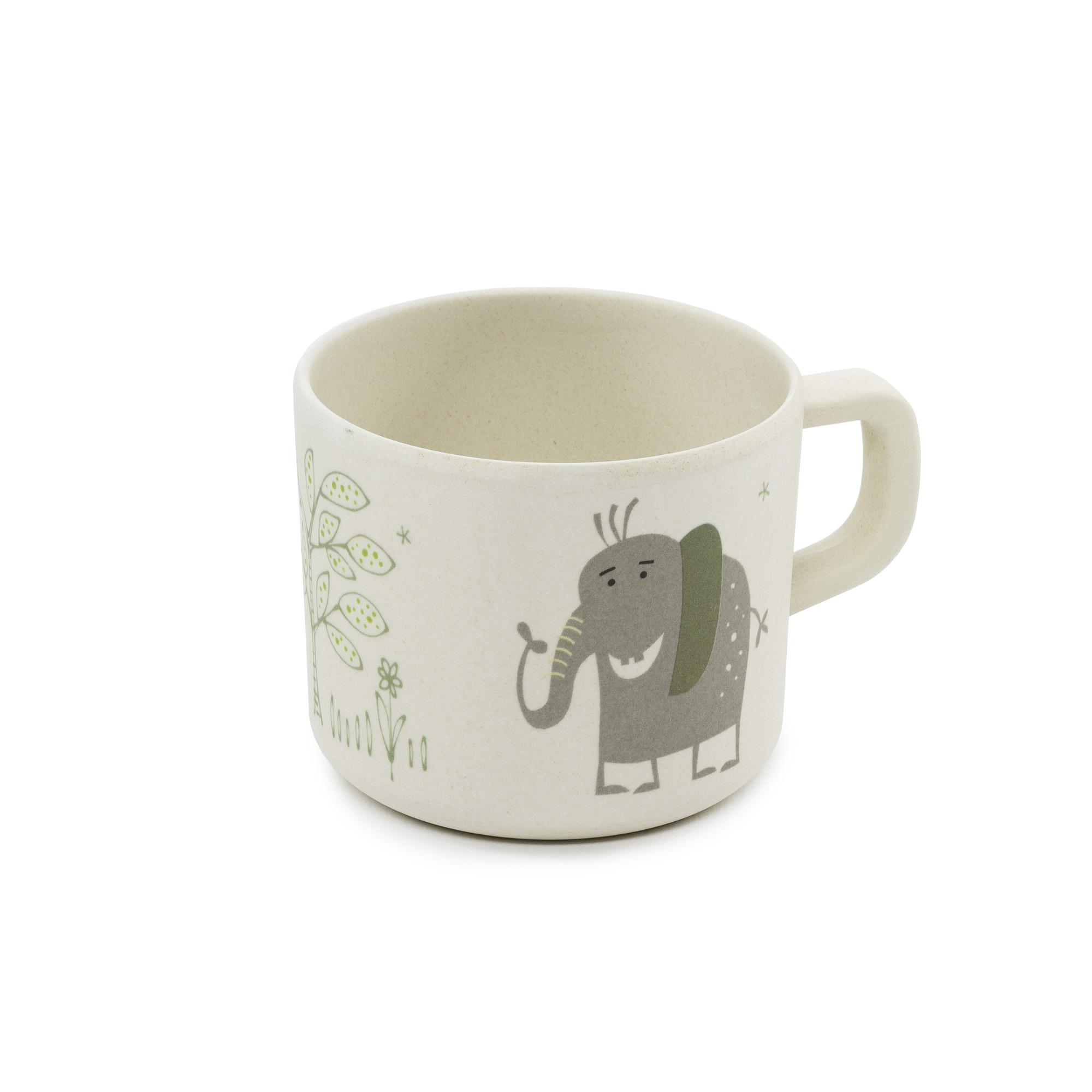 Zopa Bambusový hrníček - Elephant
