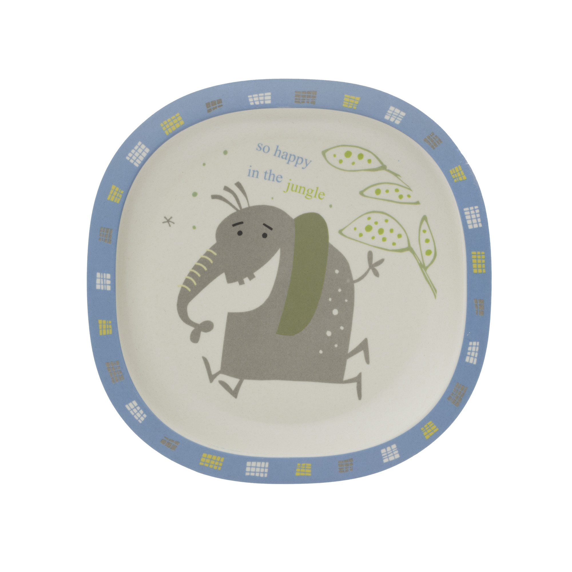 Zopa Bambusový talířek - Elephant