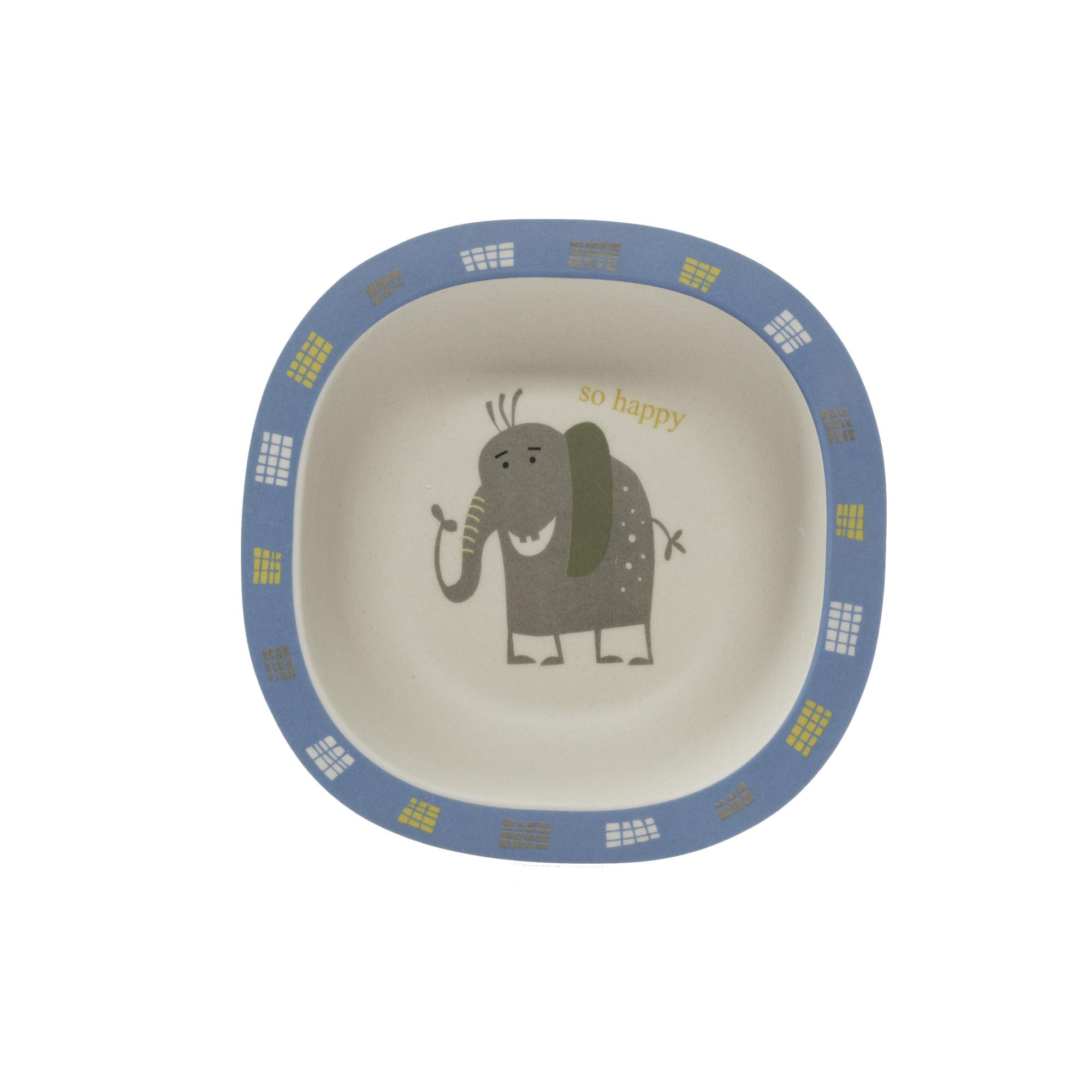 Zopa Bambusová miska - Elephant