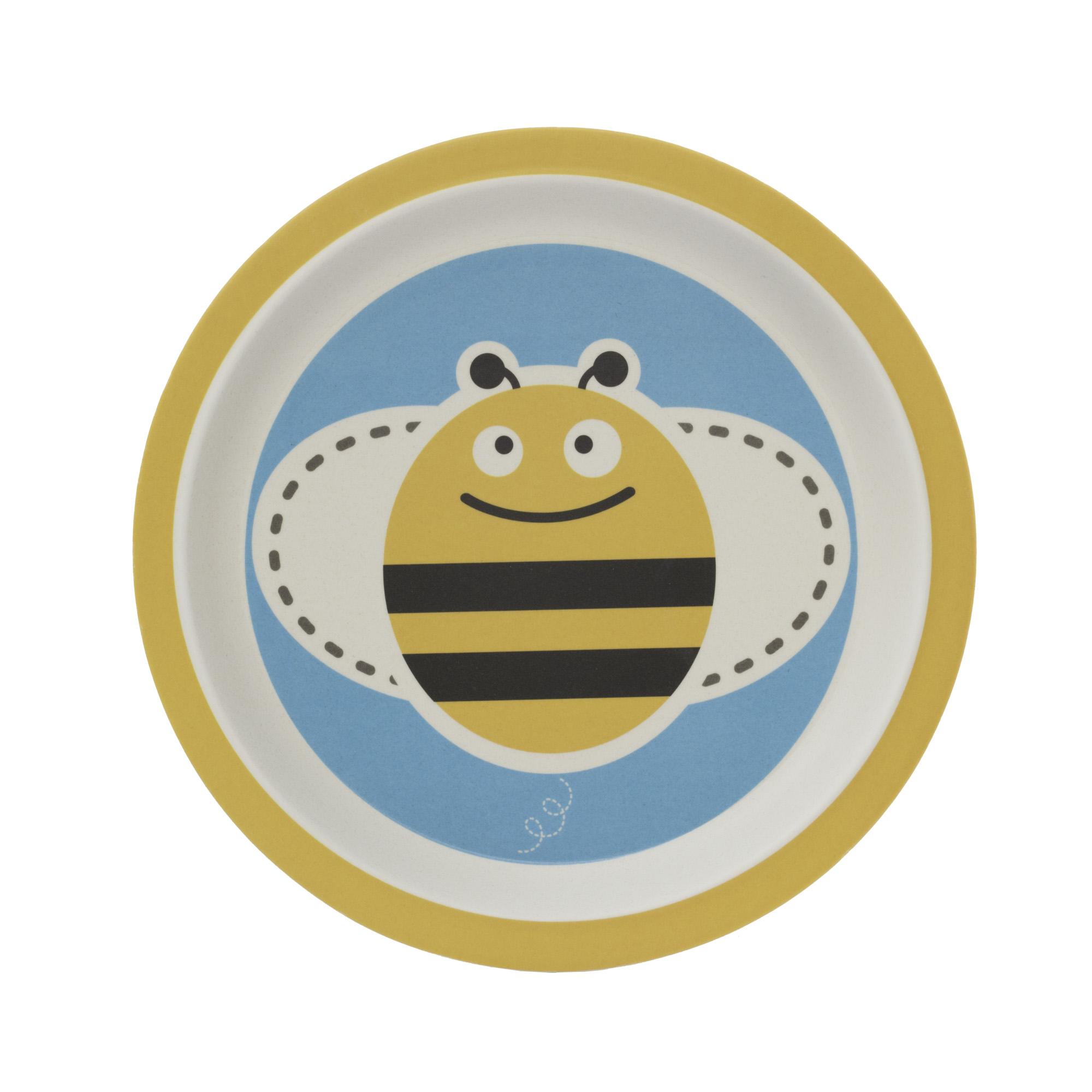 Zopa Bambusový talířek - Bee