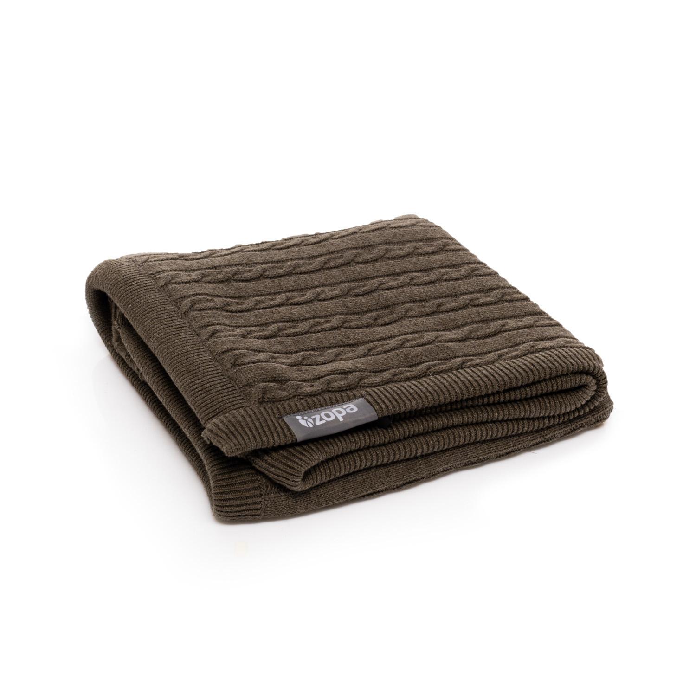 Zopa Dětská deka Premium - Luxury Grey