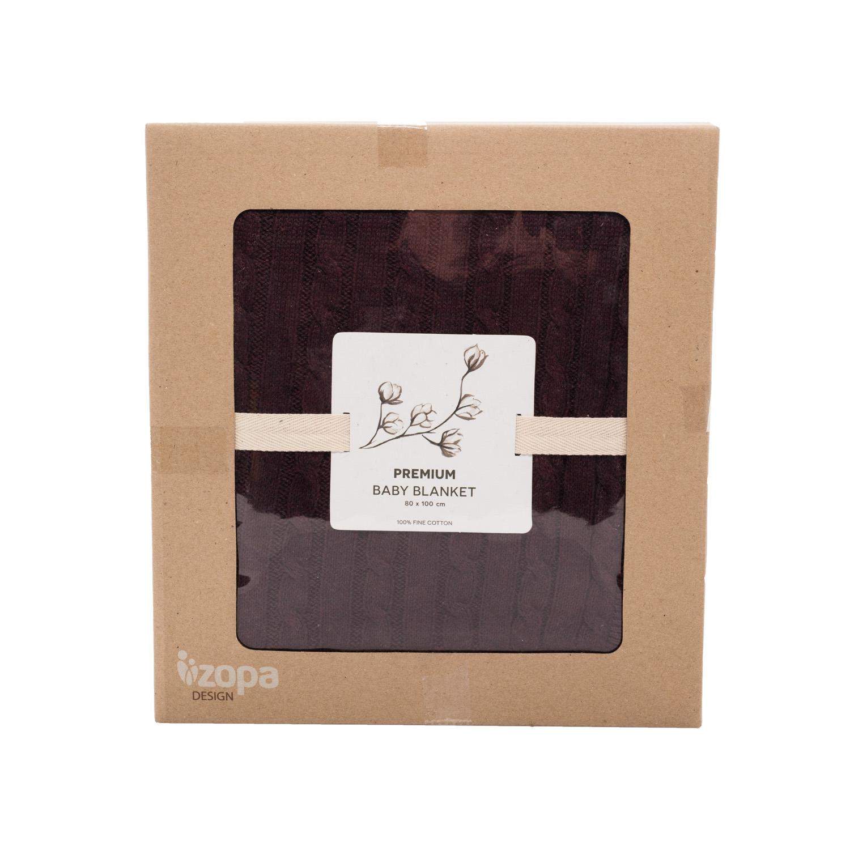 Zopa Dětská deka Premium - Dark Bordeaux