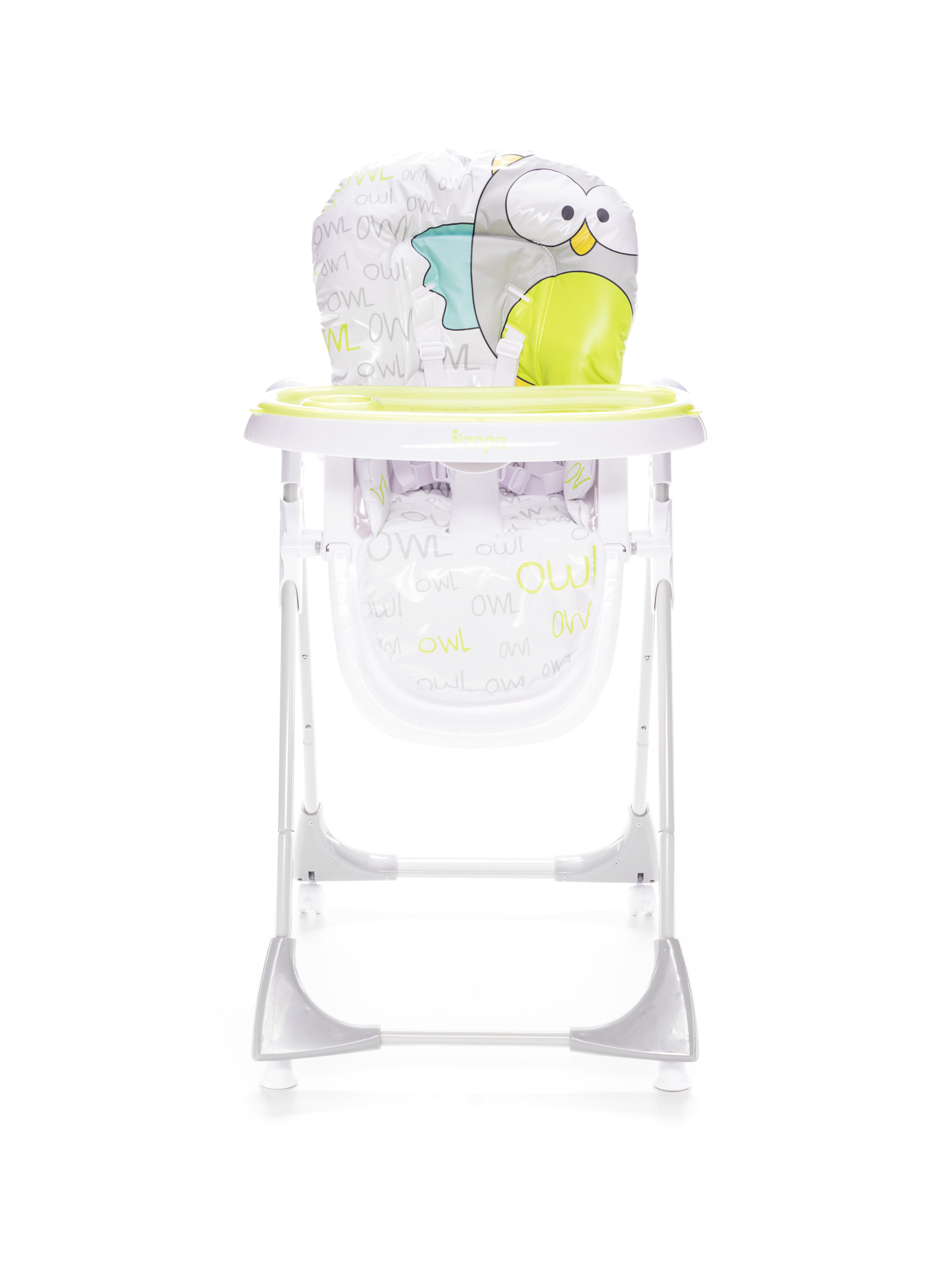Dětská jídelní židlička Zopa Monti - Griffin Grey