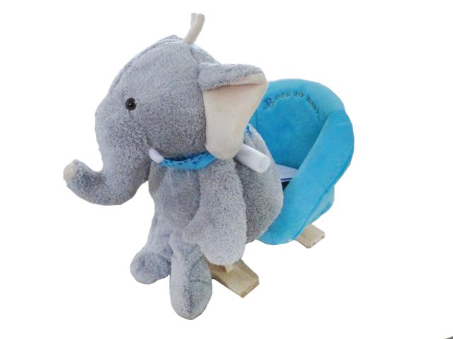 Hojdací slon 3 v 1