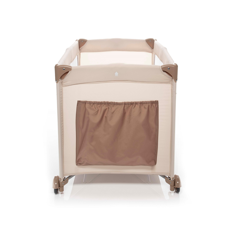 Cestovní Postýlka skládací Zopa Caravan - Baby Beige