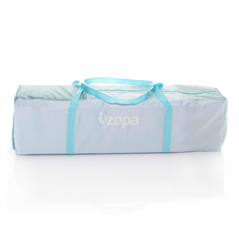 Cestovní Postýlka skládací Zopa Caravan - Gradient Blue