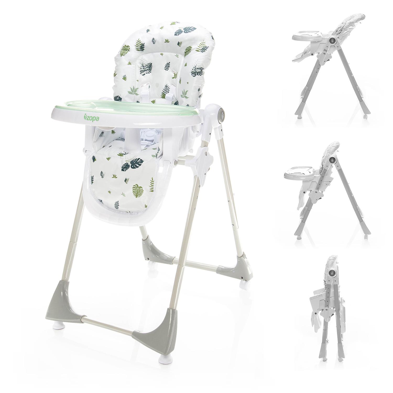 Dětská jídelní židlička Zopa Monti - Jungle