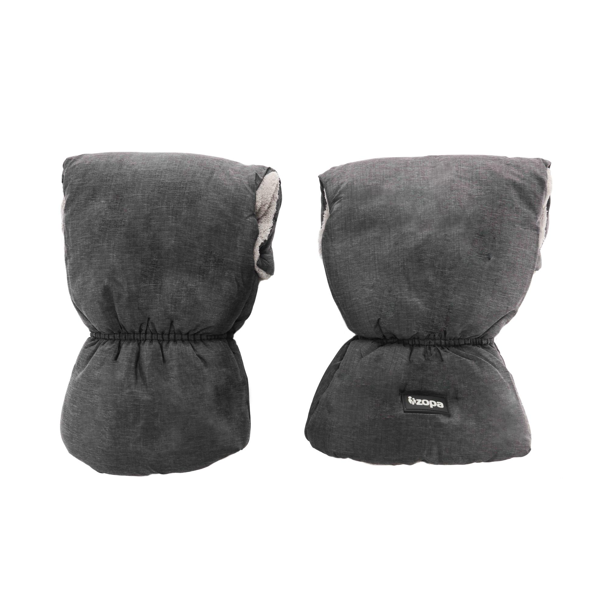 Zimní rukavice, Grey